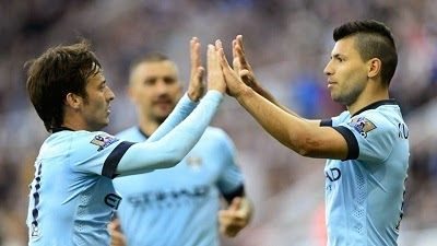 Video : Newcastle - Manchester City 0-2. | skathari With the right began in the league as Manchester City won in the seat of Newcastle 0-2.