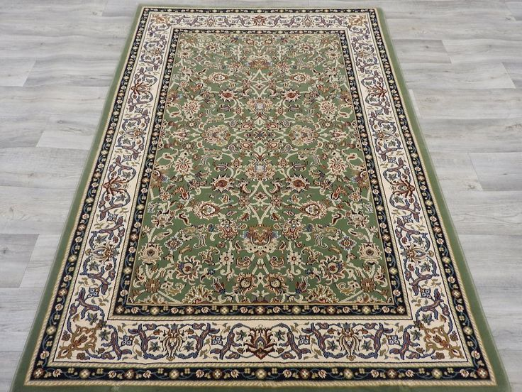 Luxurious Traditional Turkish Rug Size: 120 x 170cm