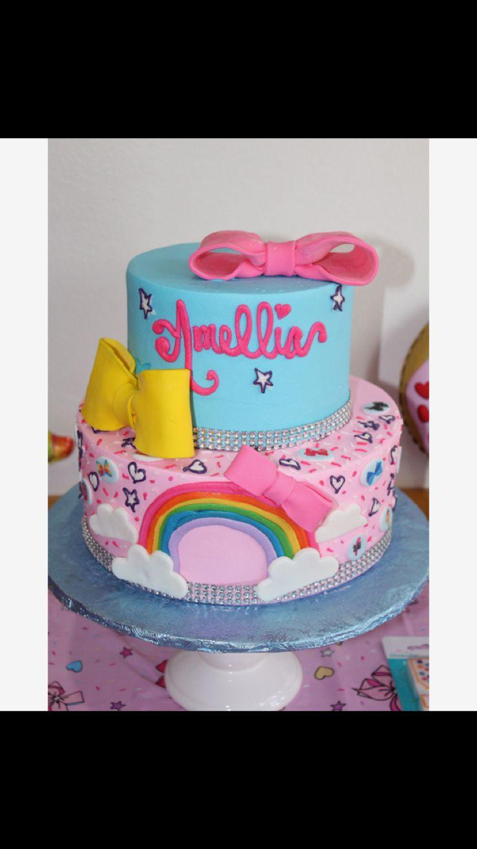 Best 25 Jojo Siwa Birthday Cake Ideas On Pinterest 9th