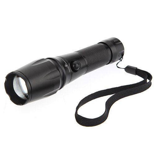 Camping Flashlights - Pin It :-) Follow Us :-)) zCamping.com is your Camping Product Gallery ;) CLICK IMAGE TWICE for Pricing and Info :) SEE A LARGER SELECTION of camping flashlights at http://zcamping.com/category/camping-categories/camping-lighting/camping-flashlights/ - hunting, camping, flashlights, camping lighting, camping gear, camping accessories - OutdoorABC 7 mode 1600 Lumen Zoomable CREE XM-L T6 Camping Climbing Cycling LED Flashlight Torch Zoom Lamp Light « zCamping.com