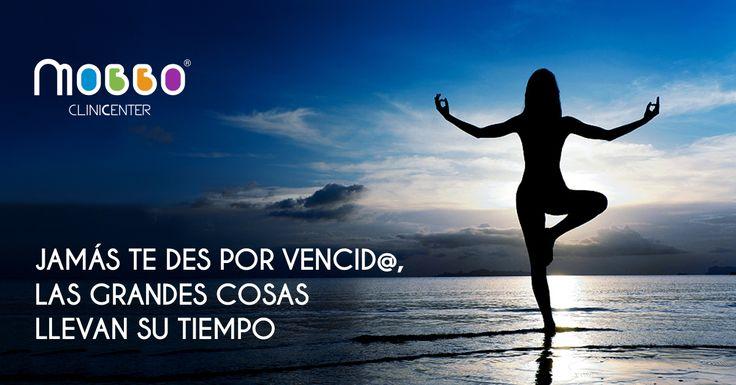 MOBBO clinicenter ®  JAMÁS TE DES POR VENCID@, LAS GRANDES COSAS LLEVAN SU TIEMPO  TU BIENESTAR EN MOVIMIENTO Empiece a mejorar su #salud y #bienestar #SaludyDeporte MOBBO clinicenter ® LLAME AHORA AL Tel. 959 830 217 o si lo prefiere visítenos en el centro de Huelva Av. Portugal, 4. Podrás comprobar todos los beneficios que te ofrece nuestra clínica avanzada de #fisioterapia & #osteopatía y un Gimnasio terapéutico con la #tecnología más novedosa a nivel internacional.
