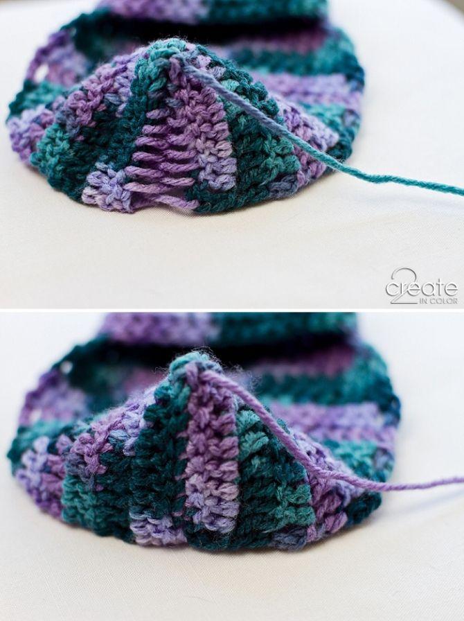 Crochet Slipper Pattern : Crochet Slipper Pattern Crochet patterns Pinterest