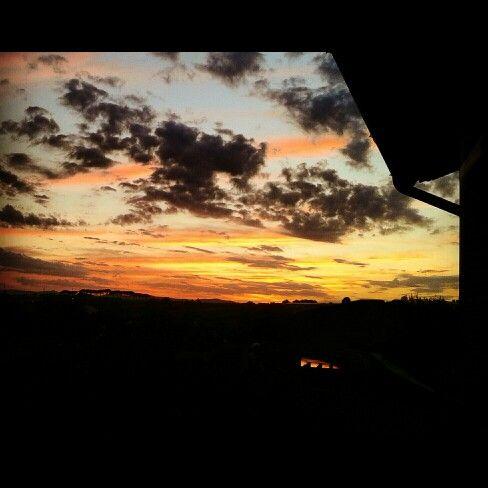 San Fortunato's sunset