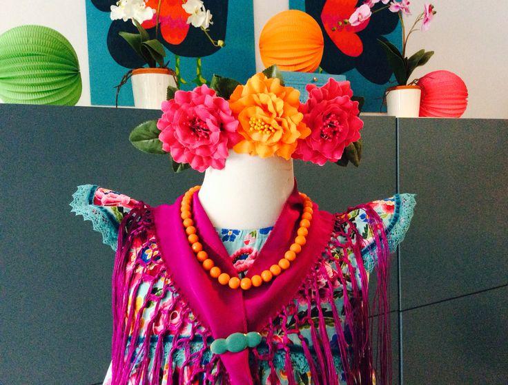 Vestido Pepa Flores
