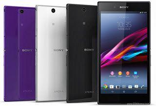 Harga Sony Xperia