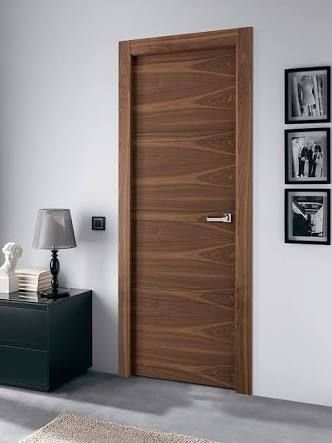 28 best doors by design wood doors images on pinterest for Puertas minimalistas