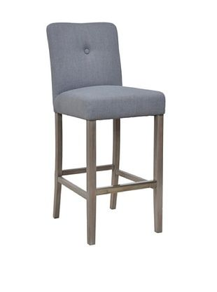 55% OFF Classic Home Malone Barstool, Grey