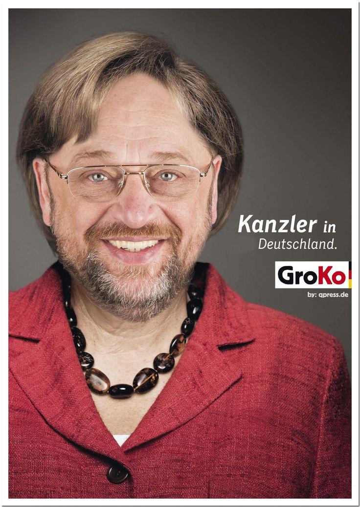 ❌❌❌ Wer meint, der Rückzug von Sigmar Gabriel wäre eine besonders noble Geste gewesen, der irrt gewaltig. Gabriel schont seine Kräfte für einen Postmerkelgegner. Martin Schulz hingegen darf jetzt den Verschrotter der SPD mimen. Die Partei endlich aus dem Lager der Volksparteien abzuholen und in die Gruppe der Splitterparteien zu überführen. Anvisiertes Ziel wird sein, die SPD unter die 20 Prozent bei der kommenden Bundestagswahl zu bringen. Das wird locker gelingen. ❌❌ #SPD #Schulz…