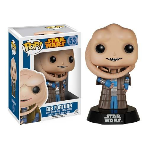 Star Wars Bib Fortuna Pop! Vinyl Bobble Head - Funko - Star Wars - Pop! Vinyl Figures at Entertainment Earth