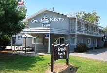 Grand Rivers Kentucky - Grand Rivers Inn is friendly and family operated hotel that offers exemplary service and amenities at an affordable price.  It is located within walking distance to Green Turtle Bay Resort & Marina and Lighthouse Landing Resort & Marina, restaurants, Badgett theater, the city park, and charming boutiques.   Grand Rivers is golf cart friendly which you can rent to see the different sites. Website - www.grandriversinn.com   You can call at  (270) 362-4487 or (270)…
