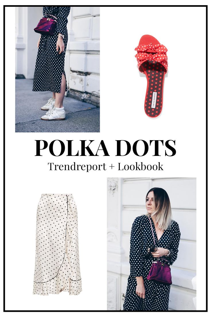 Polka Dots Trendreport, Polka Dots kombinieren, Style Guide, Outfit mit Polka Dots, Outfit Blog, Modeblog, Fashion Blog, www.whoismocca.com