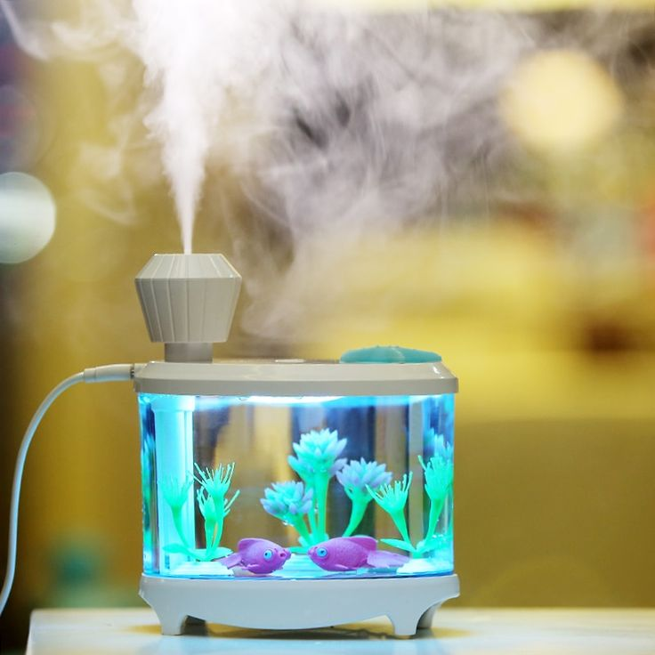 Fish Tank Air Humidifier in 2020 Air humidifier