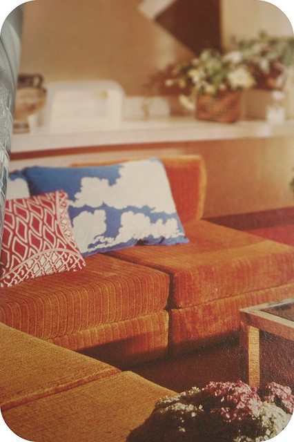 292 Best Images About 70S Interiors On Pinterest | 1970S Decor
