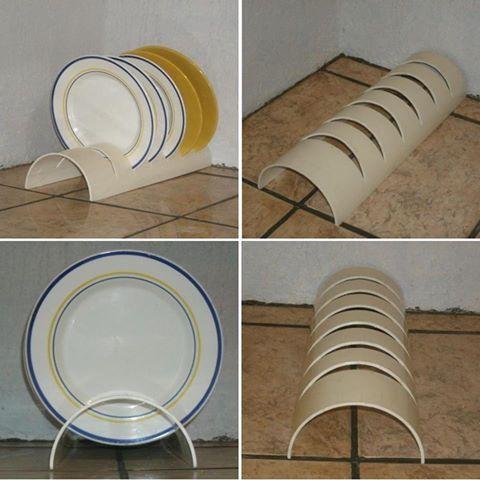 Come riciclare in maniera creativa i tubi in PVC