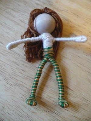 New Bendy dolls and Tutorial...