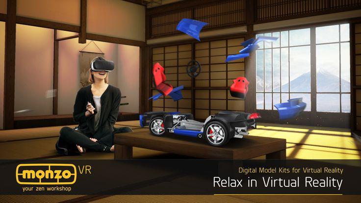 Monzo VR - Digital Model Kits for VR   KeenGamer