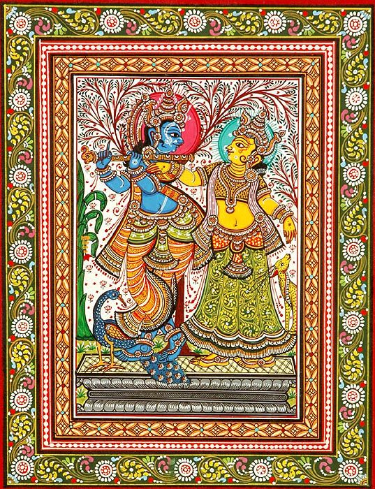 Indian Folk Paintings - Regional Art of India