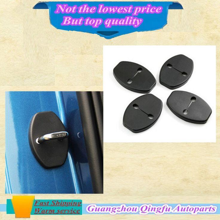Car styling Door cover lock keys water buckle anti rust For V01kswagen Gran Lavida/Cross Lavida/Lavida 2013-2015/Lamando 4pcs