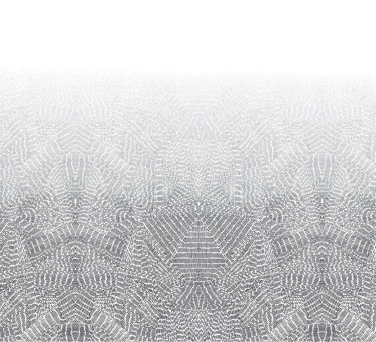 Motif wallpaper COPENHAGUE by Bien fait