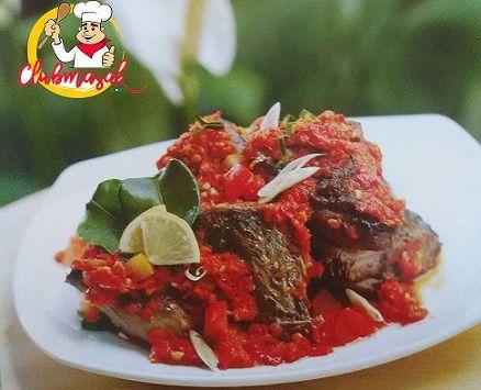 Resep Cakalang Rica-Rica, Resep Masakan Serba Tumis, Club Masak