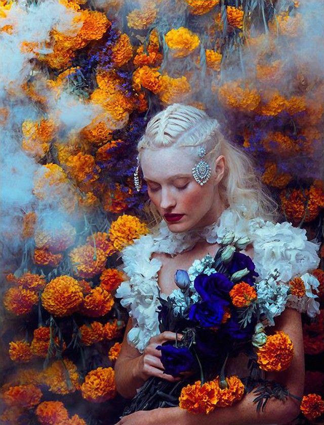 Zhang Jingna (zemotion) - Kalli Keith - hair Kelsey Petersen - makeup Lindsey Rivera - designer Michelle Hebert - assit Andre Wijono, Tobias...