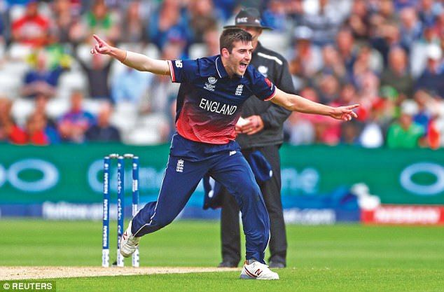 Mark Wood has been England's stand-out bowler over the course of the tournament so far