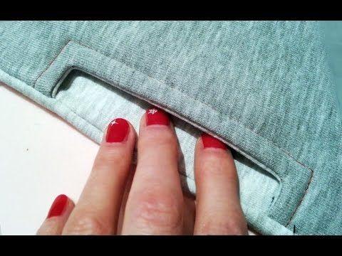 W tym video zobaczycie jak uszyć bardzo łatwą kieszonkę którą można zastosować w spodniach lub bluzie , Zapraszam do oglądania Ten film powstał przy użyciu E...