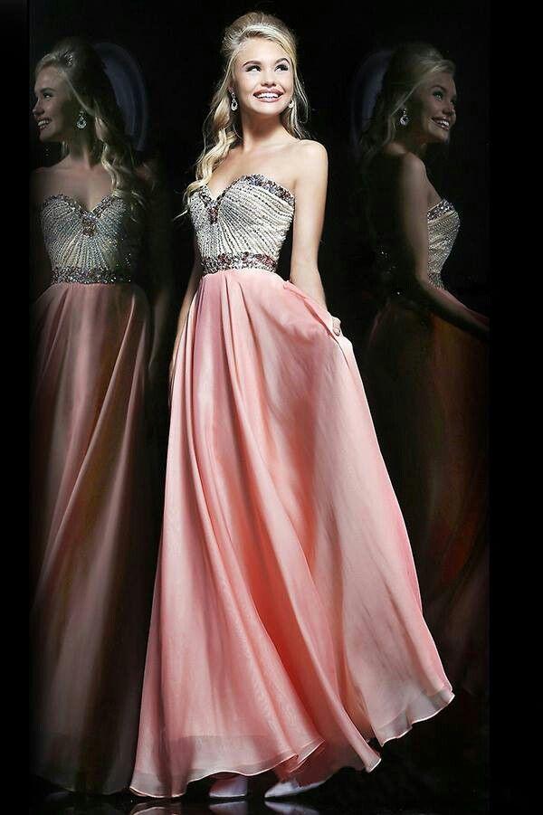 Mejores 90 imágenes de Vestidos de Noche (Glamour) en Pinterest ...