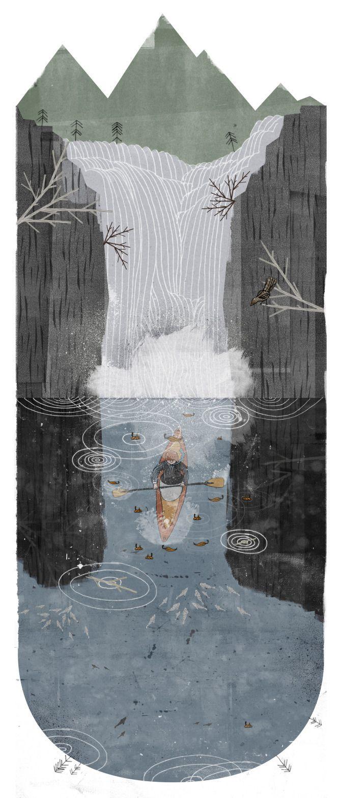 Rich Gemmel - 20 quadri e illustrazioni super rinfrescanti per andare in vacanza