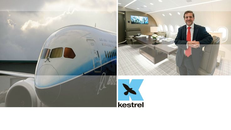 Stephen Vella, CEO Kestrel Aviation Management reveals and invites you onto the the first-ever VVIP custom Boeing Business Jet (BBJ) 787-8. A market leader in the purchase, modification and sale of large Head of State and corporate aircraft.