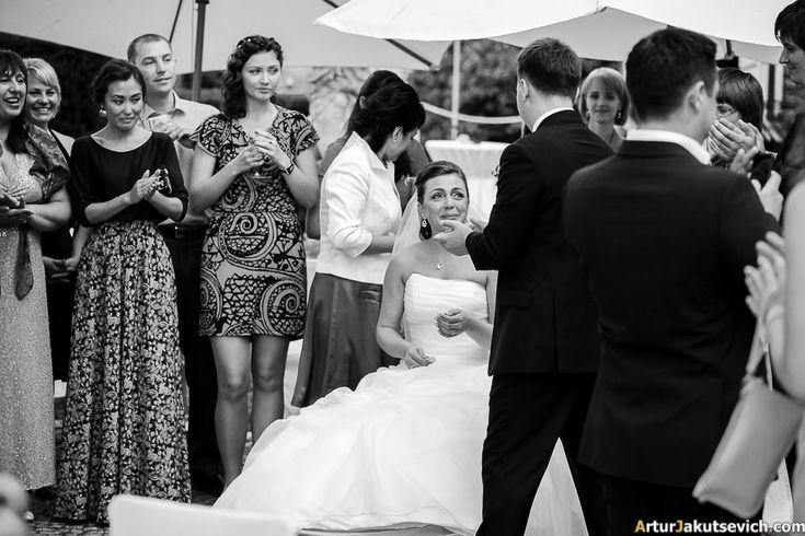 Prague wedding photographer Artur Jakutsevich