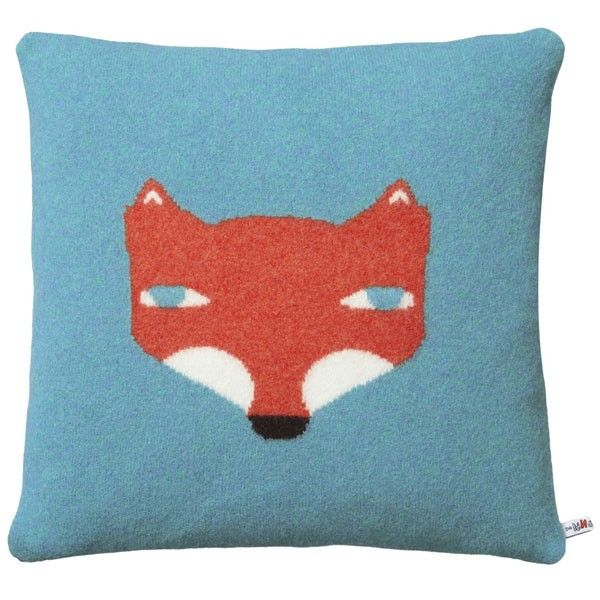 Donna Wilson Fox Cushion