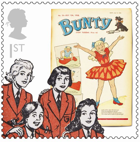 The Bunty...and The Four Marys.