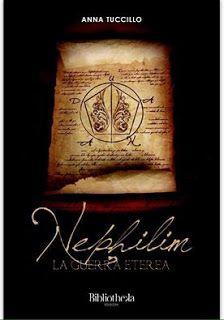 """Valy BooksLover: Segnalazione libro: """"Nephilim-La guerra eterea"""" di..."""