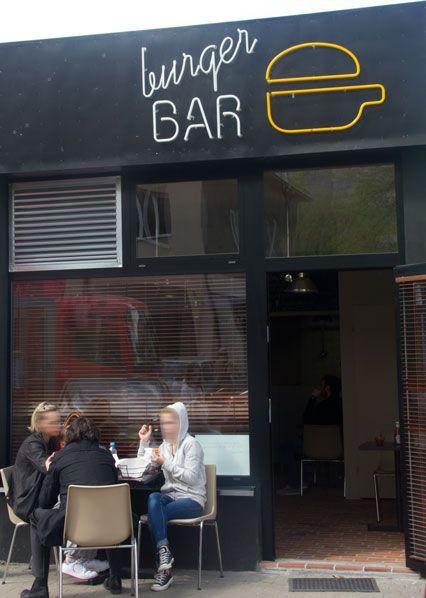 Burger Bar ul. Puławska 74/8 ,  #bar #warsaw
