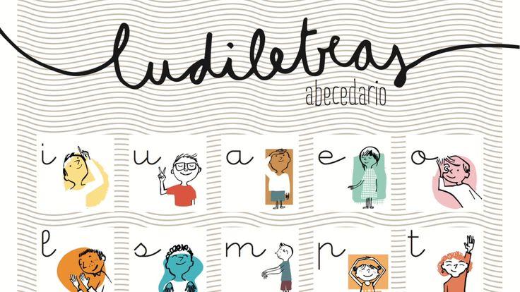 ¿Conoces el abecedario Ludiletras? ¡Yeah! #Ludiletras #Abecedario #Canción #Aprender #Educación #Lectoescritura