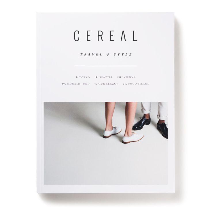 Cereal Magazine : Volume #11