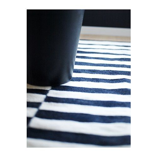 STOCKHOLM Rug, flatwoven IKEA The durable, soil-resistant wool surface makes this rug perfect in your living room or under your dining table...