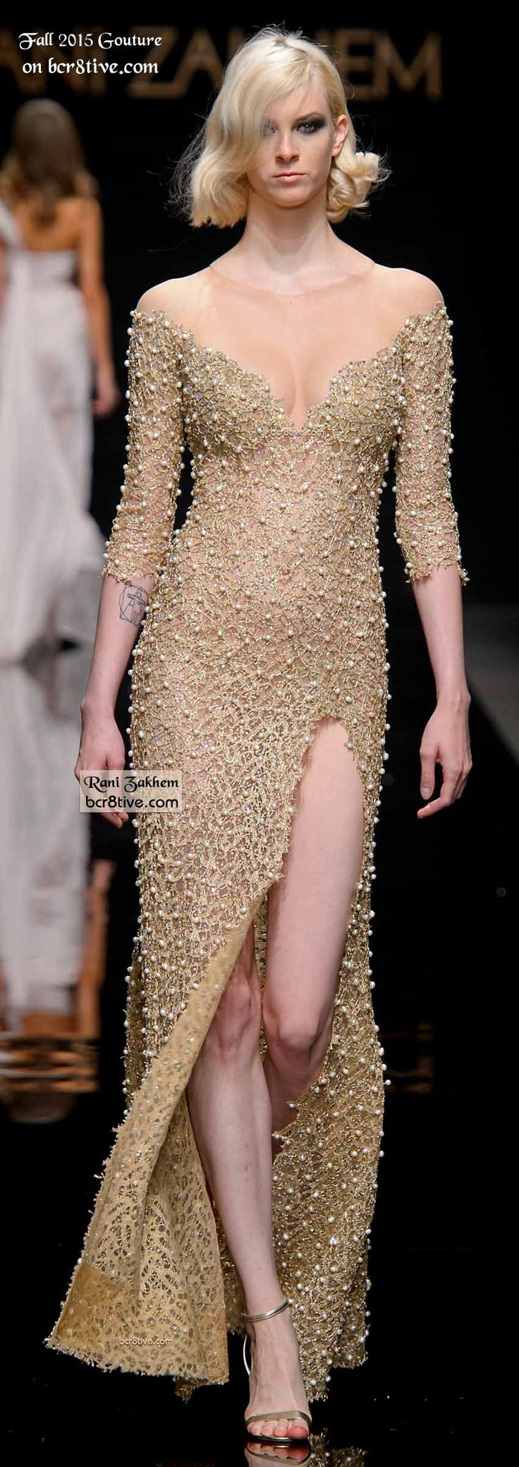 Rani Zakhem Couture Fall 2015-16
