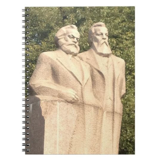 Greetings from Marx and Lenin!