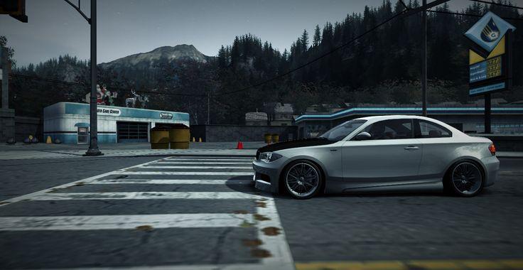 BMW 135i German car