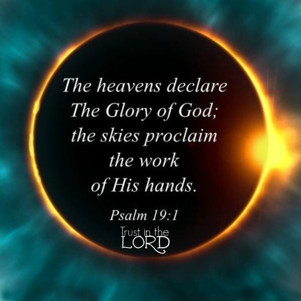 quotes psalm 19