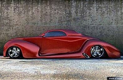 Street Rod. Guys love this!...Re-pin Brought to you by agents at #HouseofInsurance in #EugeneOregon for #CarInsurance