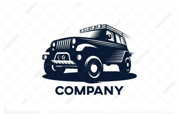 Logo for sale: Off Road Club Logo