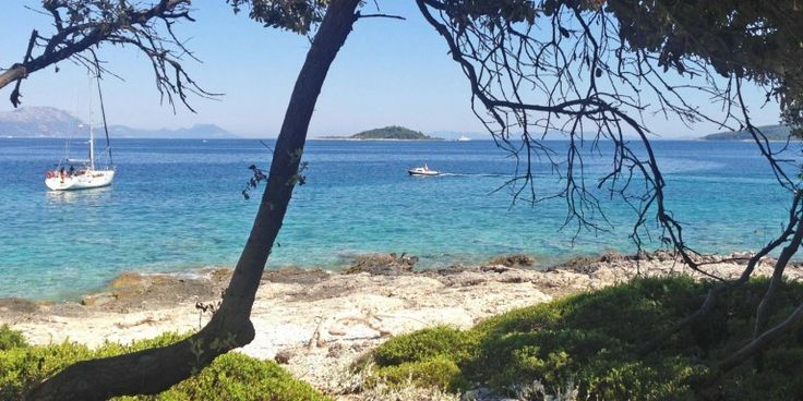 Korcula, Croatia - The clear waters of the Med, the buildings with their fading stone work, the laid back feel and awesome sunsets completely washed away the constant queues of its famous cousin across the water.