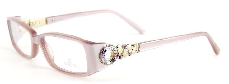 Designer Eyeglass Frames With Crystals : 17 Best images about Swarovski Eyeglasses on Pinterest ...