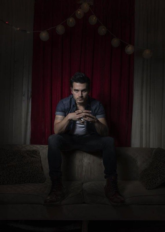 Vampire Diaries actor Michael Malarkey releases new single 'Through The Night And Back Again'