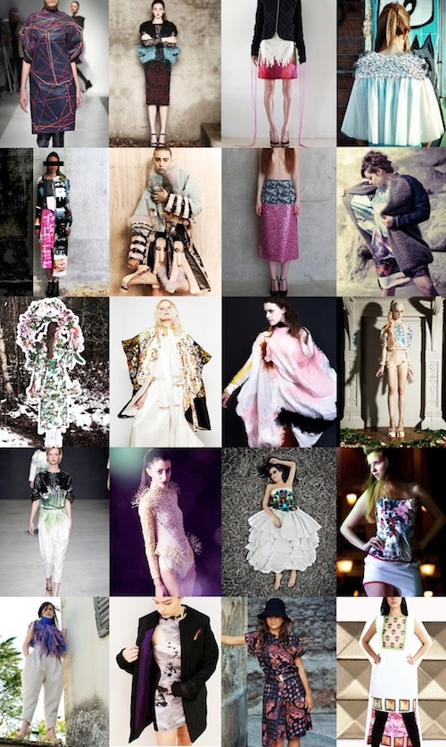 PINK- My pic in MUUSE x VOGUE Talents Young Vision Award 12