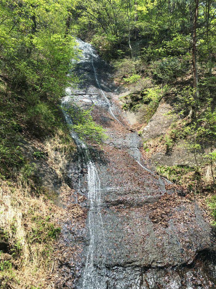 富士吉田 白糸の滝