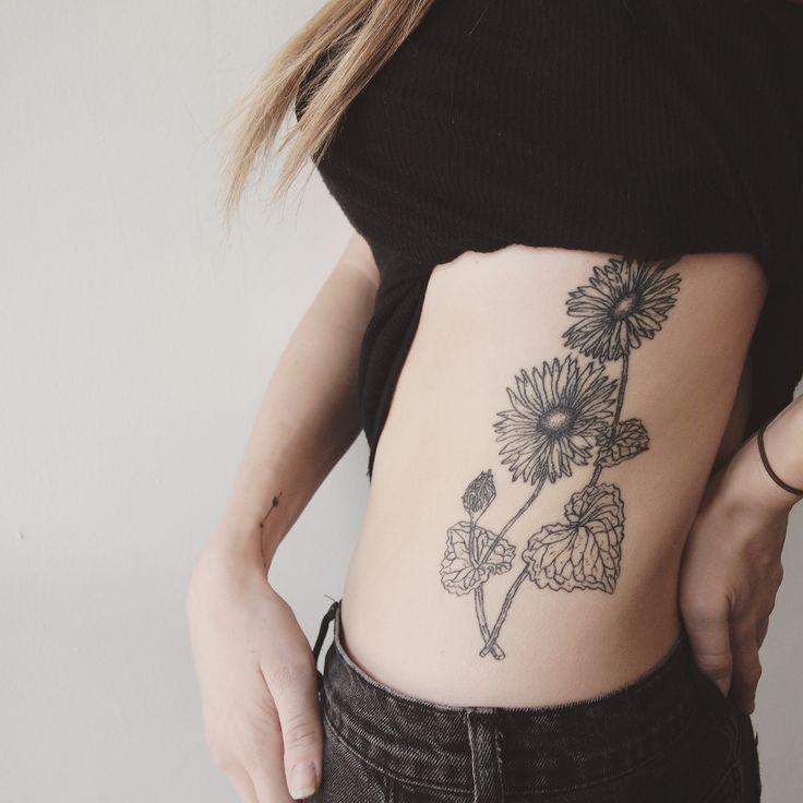 Jesschen tattoos art tattoo floral tattoo